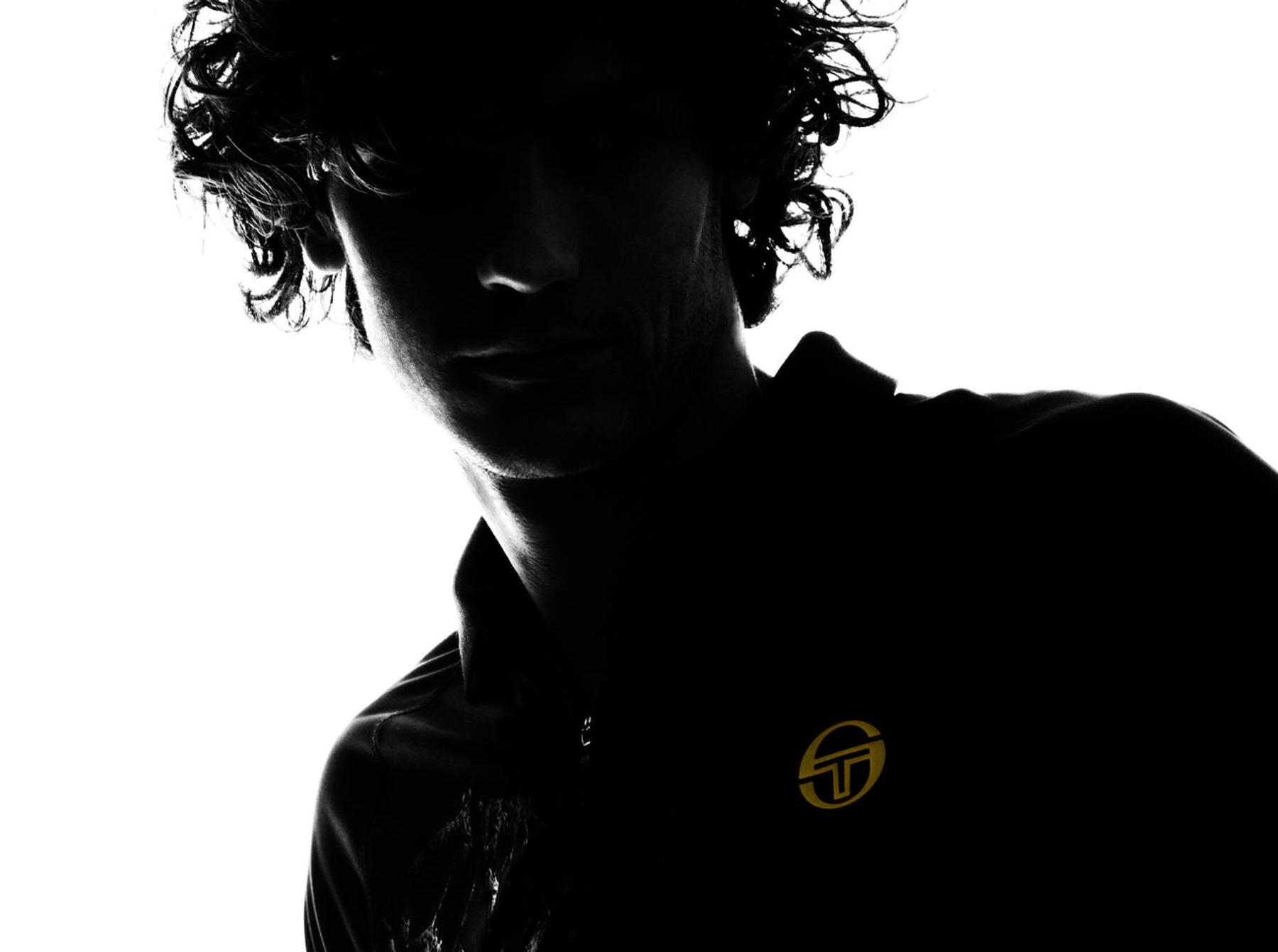 Sergio Tacchini International 2013 ADV Campaign - Dario