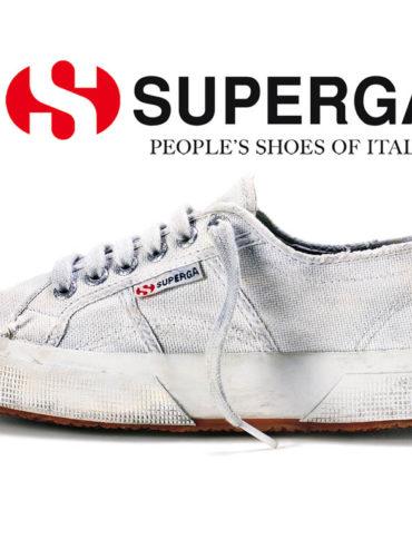 Superga Shoes ADV Campaign