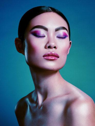 """""""Liu"""" Editorial for Fashionworldmagazine"""