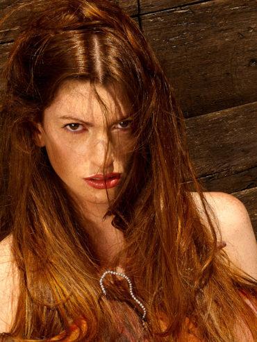 Redhair Portrait